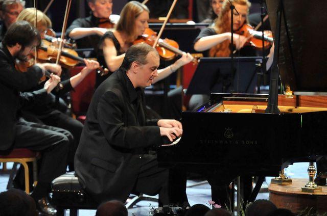 Le pianiste Nicholas Angelich