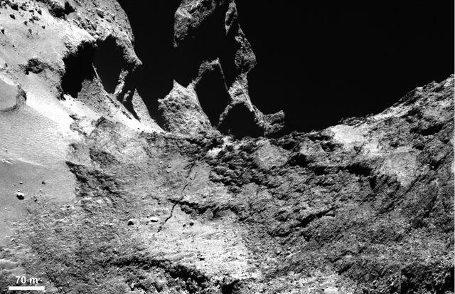 De nouvelles images de Rosetta