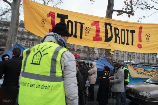 Le Dal Place de la République à Paris
