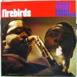 "Album "" Firebirds "" label OJCCD 1822-2"