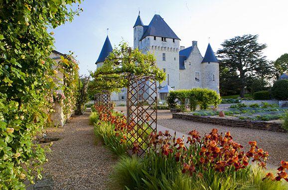 les jardins du chateau du Rivau
