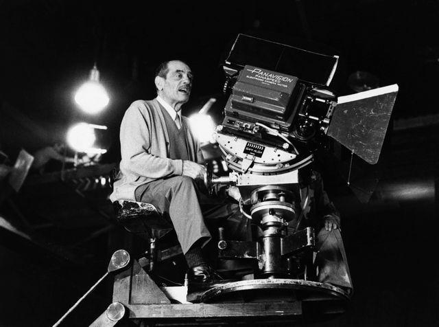 Le réalisateur Luis Buñuel