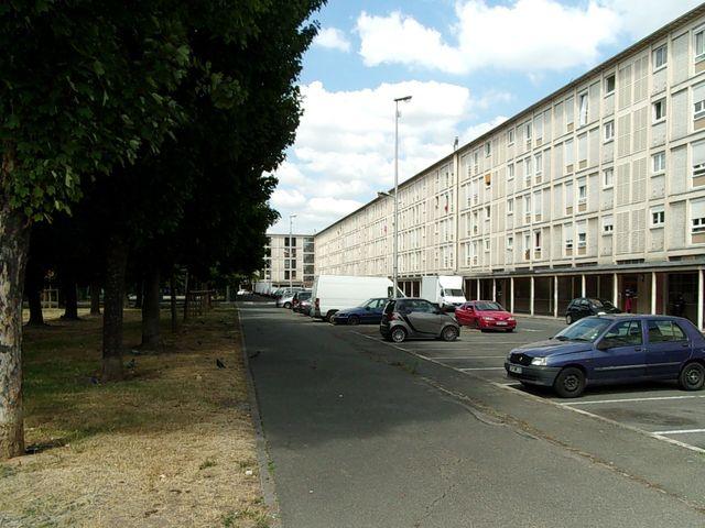 La Cité de la Muette à Drancy - Architectes : Eugène Beaudouin et Marcel Lods