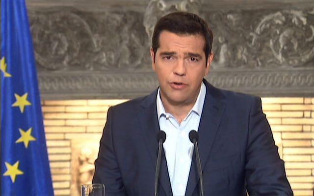 Alexis Tsipras annonce des législatives anticipées