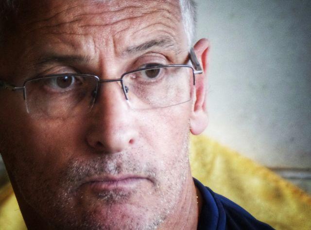 Guy Ontanon, entraîneur de Jimmy Vicaut