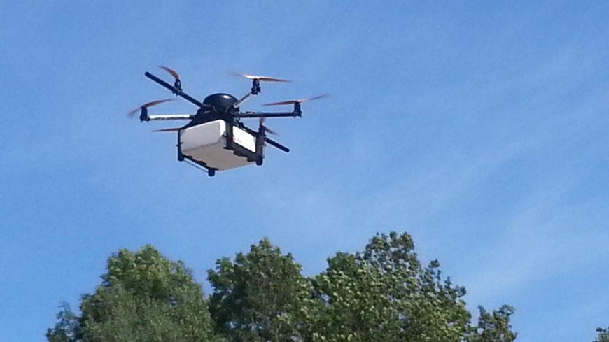 Drone Tavannes ciel