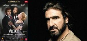 Eric Cantona dans Victor