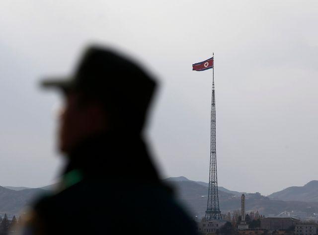 Echange de bombardements entre les deux Corées
