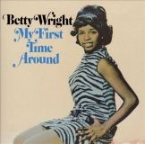 Betty Wright My First Time Around Atco, 1968  (27510)