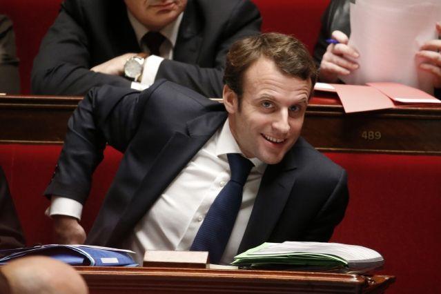 Emmanuel Macron sur France Inter