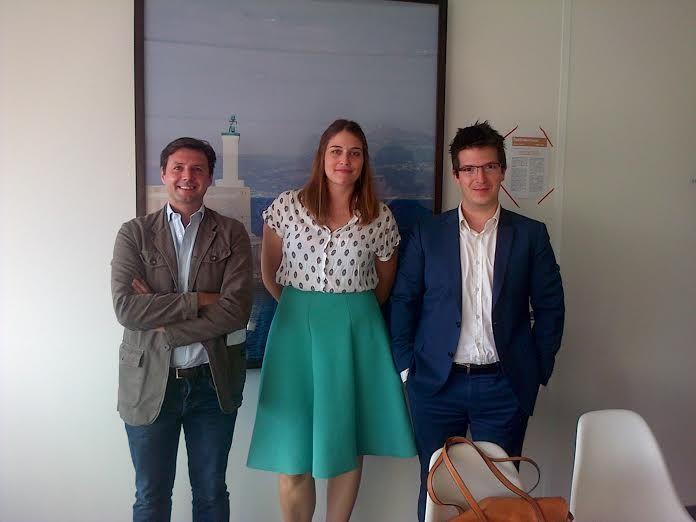 Benjamin Jean, Andréa Fradin et Olivier Babeau