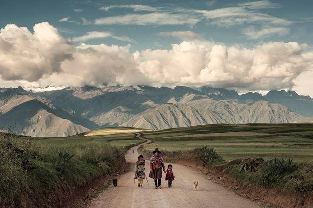 """Visa pour l'image 2015 N°5 Juan Manuel Castro Prieto : """"Pérou vallée sacrée"""""""
