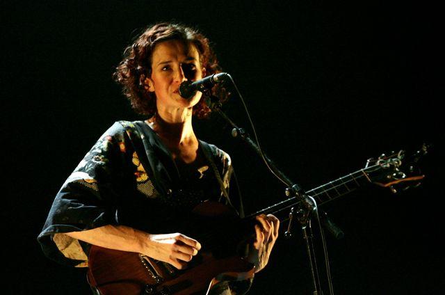 Claire Diterzi aux Francofolies (2006)
