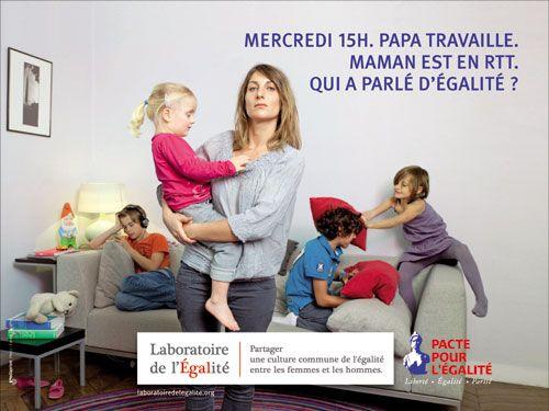 Campagne du laboratoire de l'égalité