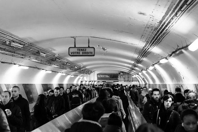 Metro, boulot, dodo