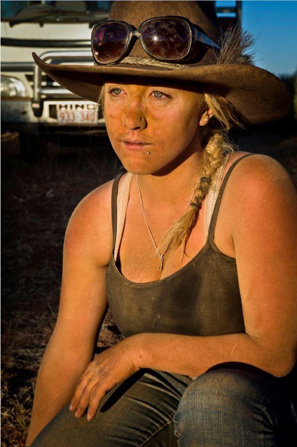 Viviane Dalles Australie, Cassandra, 22 ans