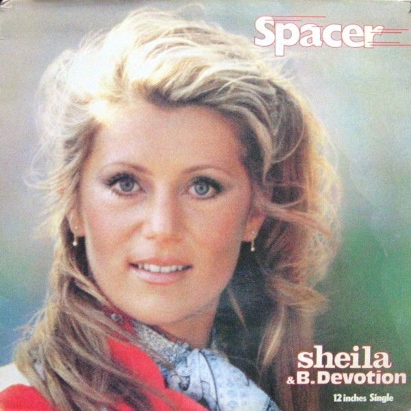 Sheila & B. Devotion | 'Spacer'