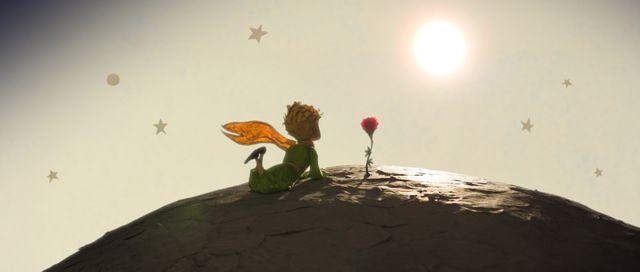 """Image extraite du """"Petit Prince"""" de Mark Osborne"""