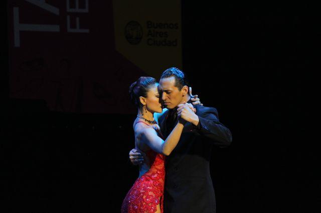 championnats du monde de tango à  Buenos Aires