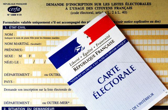 Vote élection