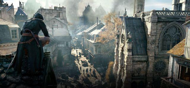 """Image de promotion du jeu """"Assassin's Creed"""""""