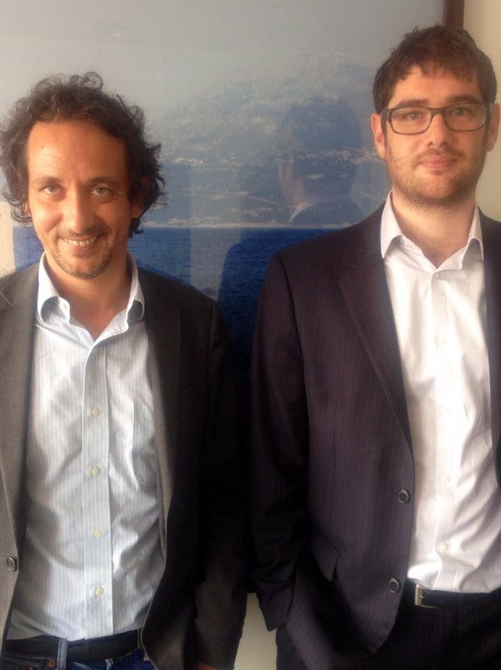 Alexis Brocas et Rudy Reichstadt