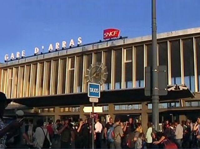 La Gare d'Arras