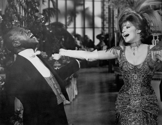 """Hello Dolly"" avec Barbra Streisand et Louis Armstrong"
