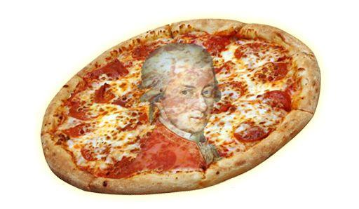 Pizza Mozart