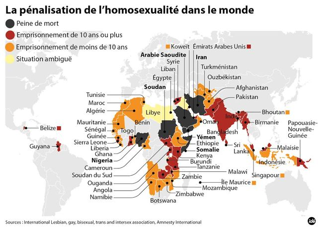 situation homosexuel