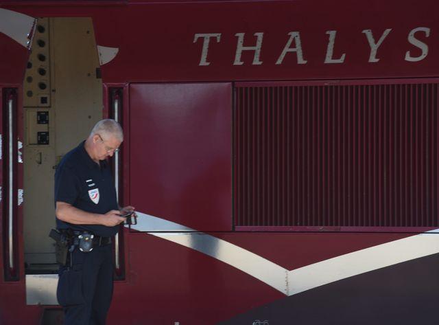 Attentat déjoué dans un Thalys