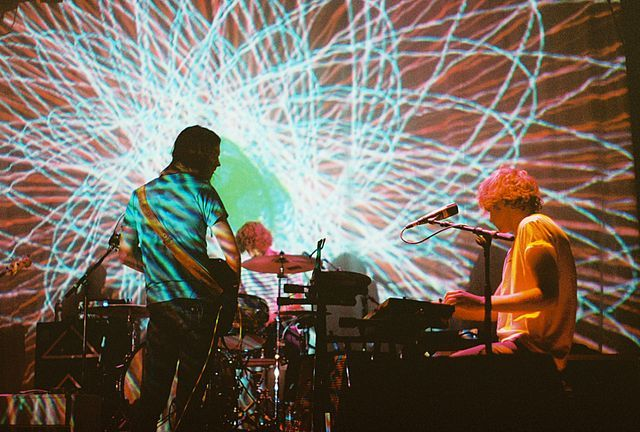 Tame Impala in Denver (2013)