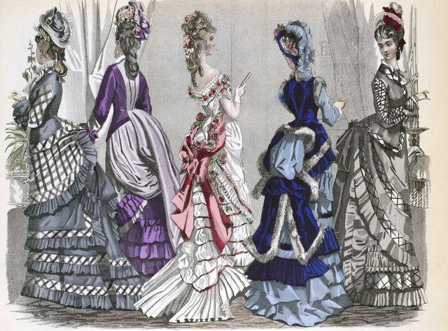 Mode en 1875