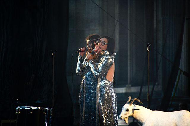Brigitte, 23 juillet 2011, Paris Plage, Festival Fnac Live