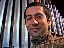 Valentin Gascon Villa, titulaire du Grand Orgue de l'église Notre-Dame de Chatou