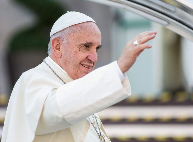 Après Jean Paul  II en 1998 et Benoît XVI en 2012, c'est la troisième fois qu'un pape visite Cuba en 17 ans