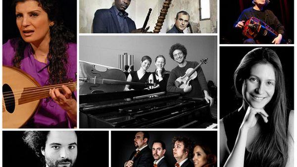 Les émissions publiques France Musique - Septembre 2015
