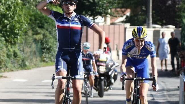 Clément Betouigt-Suire, l'un des futurs cadors du cyclisme mondial