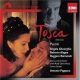 Tosca EMI 5572162 Gheorghiu  Alagna Orchestre de l'Opéra Royal de Covent Garden  Pappano