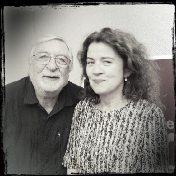 Jean-Pierre Laffont et Brigitte Patient