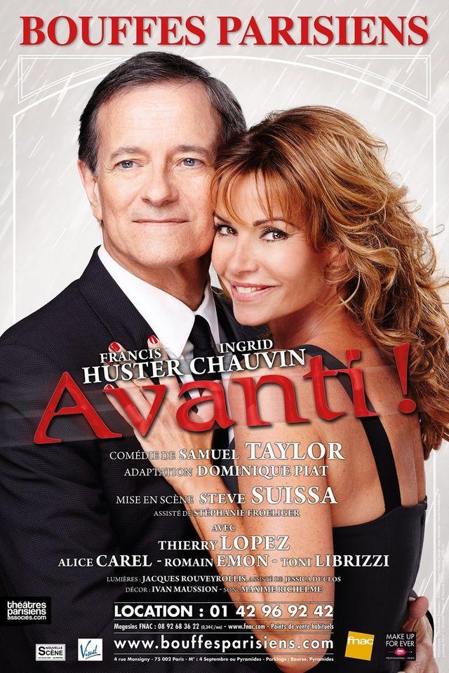 Avanti Huster & Chauvin