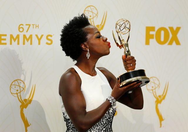 Viola Davis, première femme noire à gagner un Emmy