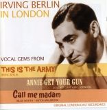 Irving Berlin in London