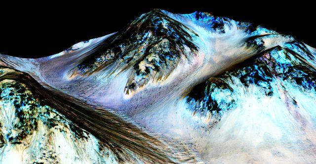 Ravine de Mars,