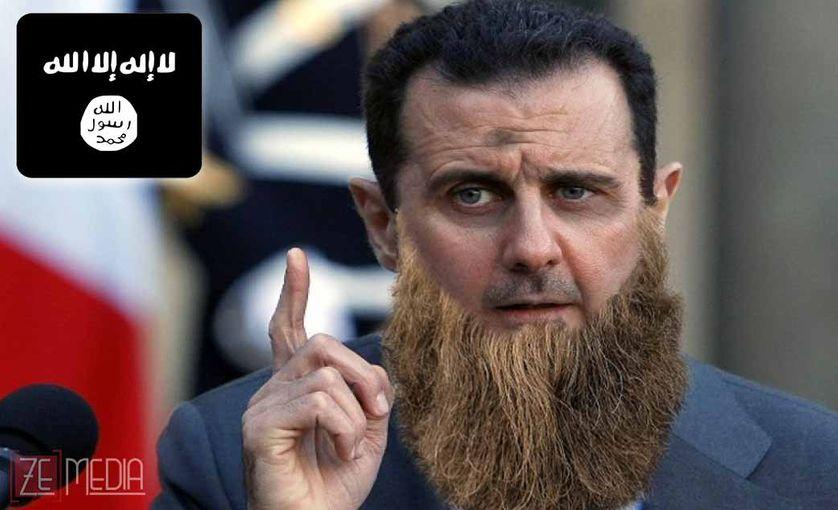 Bachar el-Daech