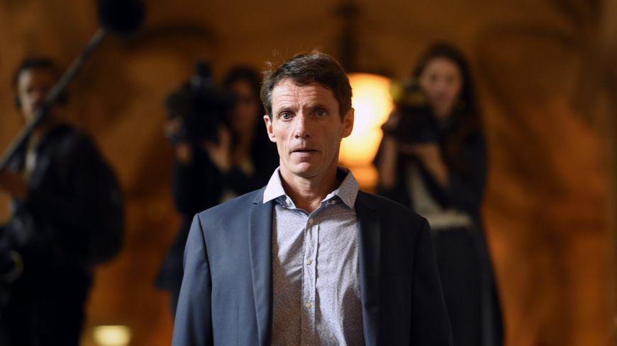 Raphaël Maillant, devant la Cour de révision.