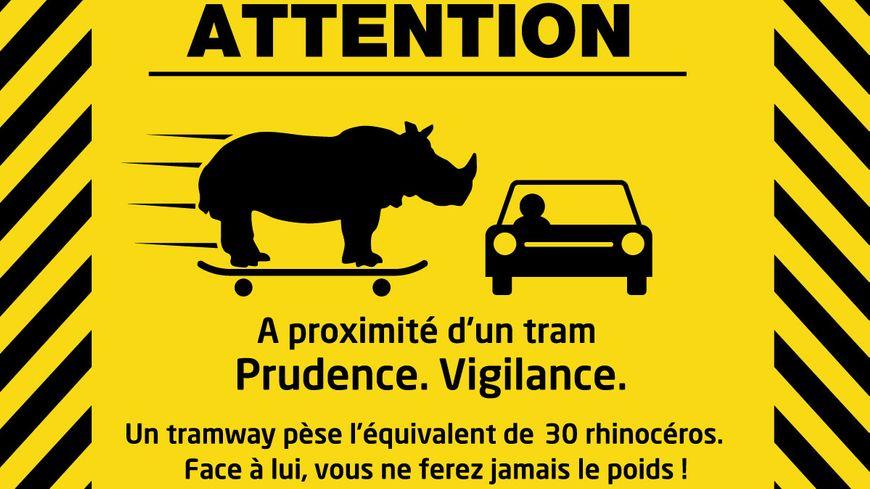 Orl ans un rhinoc ros sur la ligne de tramway for France bleu orleans cuisine