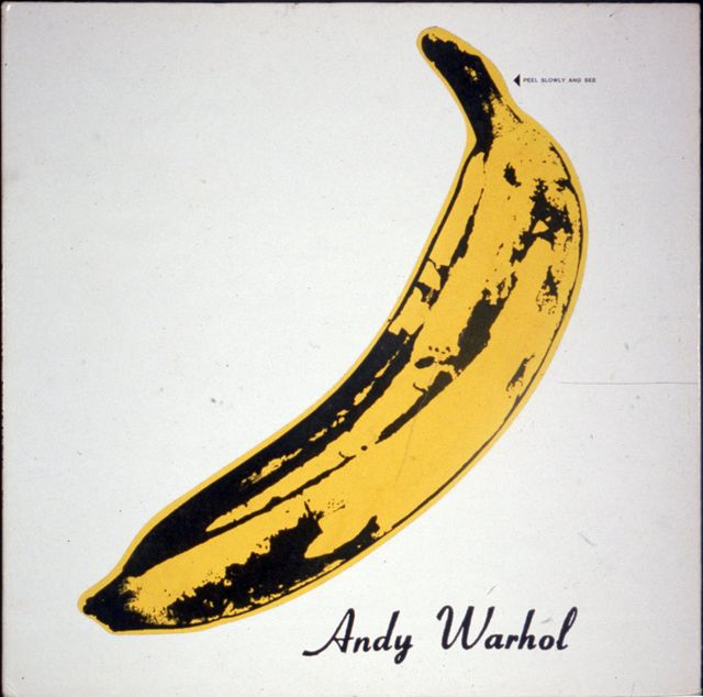 Andy Warhol Banana - The Velvet Underground & Nico