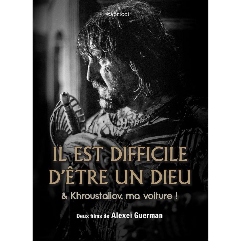 """""""Il est difficile d'etre un dieu"""" et """"Khroustaliov ma voiture!"""" AlexeÏ Guerman (dvd Capricci)"""