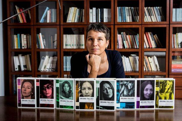 Cristina de Stefano - Oriana Fallaci